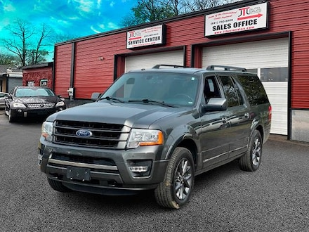 Used 2017 Ford Expedition EL Limited SUV for sale in Selden, NY