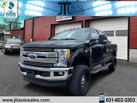 Used 2017 Ford F-250 Truck Crew Cab for sale in Selden, NY
