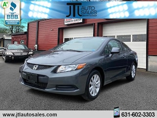 Used 2012 Honda Civic EX-L w/Nav Coupe for sale in Selden, NY