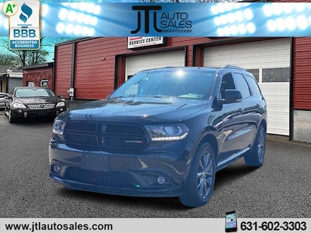 Used 2018 Dodge Durango GT SUV for sale in Selden, NY
