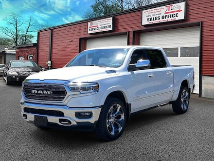 Used 2019 Ram All-New 1500 Limited Truck Crew Cab for sale in Selden, NY