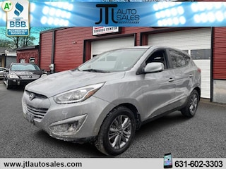 Used 2015 Hyundai Tucson GLS SUV for sale in Selden, NY