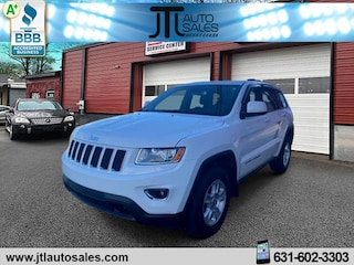 Used 2015 Jeep Grand Cherokee Laredo 4x4 SUV for sale in Selden, NY