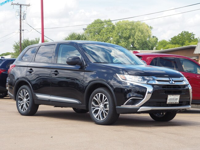 New 2018 Mitsubishi Outlander ES CUV in Waco, TX