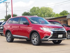 New 2018 Mitsubishi Outlander ES CUV JA4AD2A33JZ022885 For sale in Waco TX,