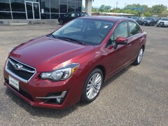 2016 Subaru Impreza CVT 2.0I Limited Sedan Waco Texas