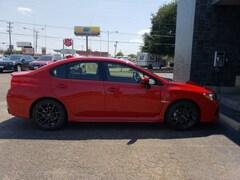 New 2019 Subaru WRX Premium (M6) Sedan in Waco, TX