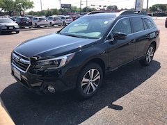 New 2018 Subaru Outback 2.5i Limited with EyeSight, Navigation, High Beam Assist, Reverse Auto Braking, LED Headlights, Steering Responsive Headlights, and Starlink SUV in Waco, TX