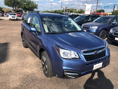 New 2018 Subaru Forester 2.5i Premium with All Weather Package + Starlink SUV in Waco, TX