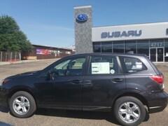New 2018 Subaru Forester 2.5i SUV in Waco, TX