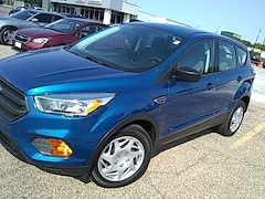 Used 2017 Ford Escape S FWD 5-door 1FMCU0F71HUD10633 in Waco
