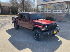 New 2021 Jeep Gladiator WILLYS 4X4 Crew Cab for sale in Alexandria MN