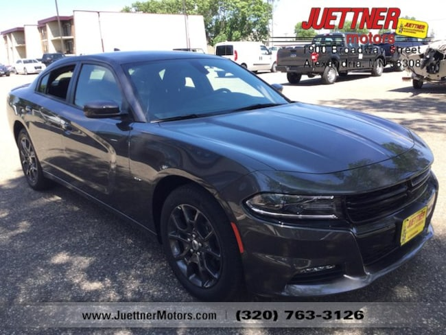 New 2018 Dodge Charger GT AWD Sedan in Alexandria, MN