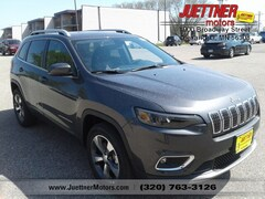 New 2019 Jeep Cherokee LIMITED 4X4 Sport Utility for sale in Alexandria