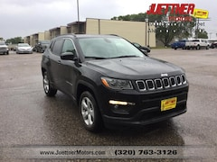 New 2019 Jeep Compass LATITUDE 4X4 Sport Utility For sale in Alexandria MN, near Morris