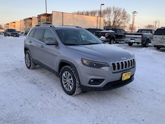 New 2021 Jeep Cherokee LATITUDE LUX 4X4 Sport Utility for sale in Alexandria MN
