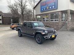 New 2021 Jeep Gladiator OVERLAND 4X4 Crew Cab for sale in Alexandria MN
