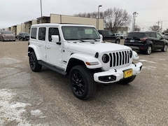New 2021 Jeep Wrangler UNLIMITED HIGH ALTITUDE 4X4 Sport Utility for sale in Alexandria, MN