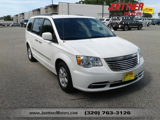 Used 2013 Chrysler Town & Country Touring Mini-Van in Alexandria, MN