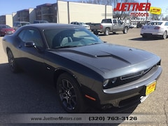 New 2018 Dodge Challenger GT ALL-WHEEL DRIVE Coupe For sale in Alexandria MN, near Morris