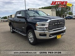 New 2019 Ram 3500 LARAMIE CREW CAB 4X4 6'4 BOX Crew Cab For sale in Alexandria MN, near Morris