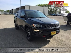 New 2019 Jeep Compass TRAILHAWK 4X4 Sport Utility For sale in Alexandria MN, near Morris