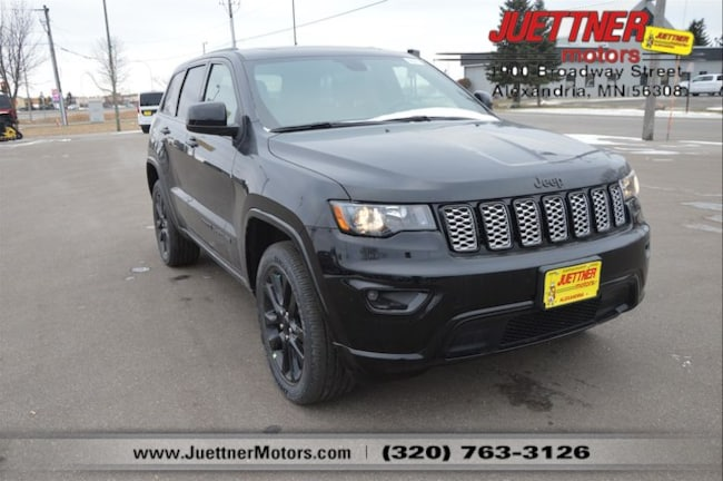 New 2019 Jeep Grand Cherokee ALTITUDE 4X4 Sport Utility in Alexandria, MN