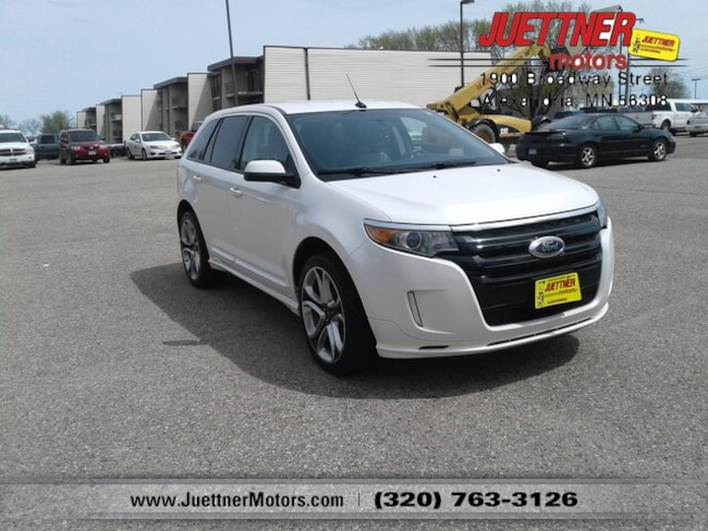 Used 2014 Ford Edge Sport SUV in Alexandria, MN
