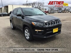 New 2019 Jeep Compass Latitude SUV For sale in Alexandria MN, near Morris