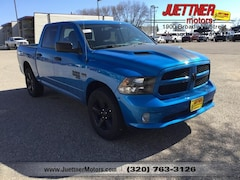 New 2019 Ram 1500 Classic EXPRESS CREW CAB 4X4 5'7 BOX Crew Cab For sale in Alexandria MN, near Morris