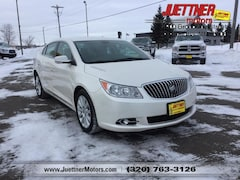 2013 Buick Lacrosse Leather Group Sedan For sale in Alexandria MN, near Morris