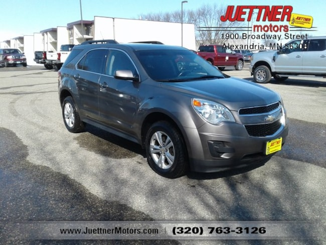 Used 2011 Chevrolet Equinox 1LT SUV in Alexandria, MN