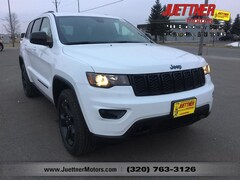 New 2019 Jeep Grand Cherokee UPLAND 4X4 Sport Utility For sale in Alexandria MN, near Morris