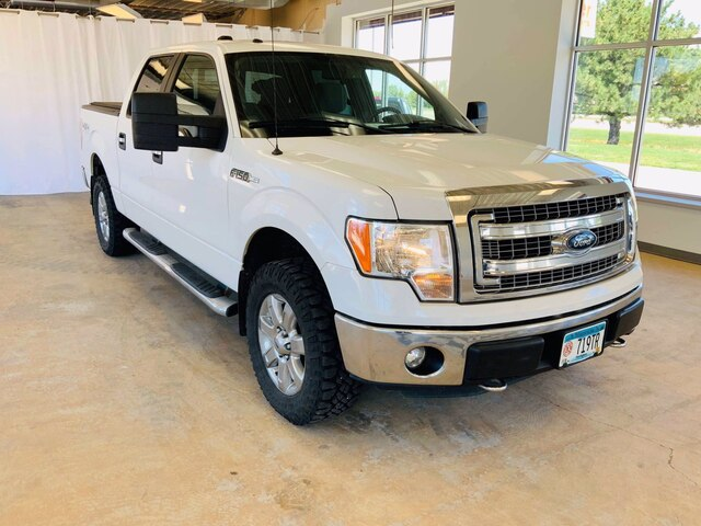 Used 2014 Ford F-150 FX4 with VIN 1FTFW1EF4EKE11151 for sale in Alexandria, Minnesota