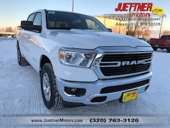 New 2019 Ram 1500 BIG HORN / LONE STAR CREW CAB 4X4 5'7 BOX Crew Cab for sale in Alexandria