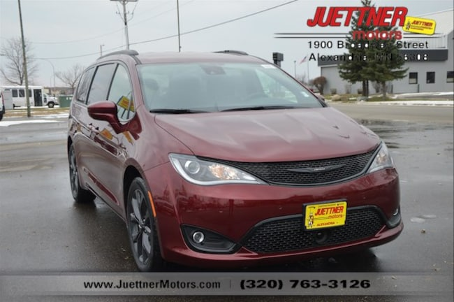 2019 Chrysler Pacifica Touring L Plus For Sale In Alexandria Mn