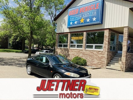 Featured Used 2001 Mercury Cougar for Sale near Fergus Falls, MN