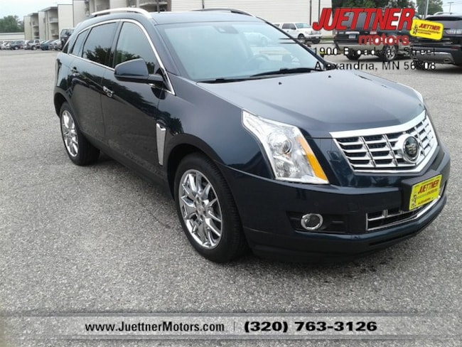 Used 2014 Cadillac Srx For Sale Alexandria Mn