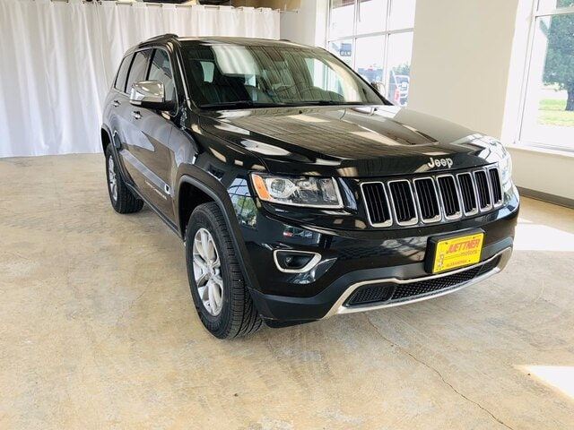 Used 2015 Jeep Grand Cherokee Limited with VIN 1C4RJFBG1FC797559 for sale in Alexandria, Minnesota