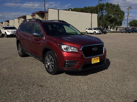 Featured Used 2020 Subaru Ascent Touring SUV for Sale near Fergus Falls, MN