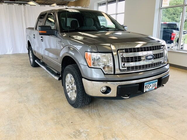 Used 2013 Ford F-150 XLT with VIN 1FTFW1EFXDKG30713 for sale in Alexandria, Minnesota