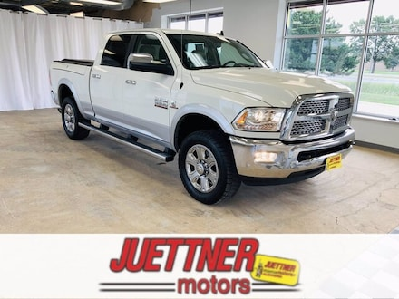 Featured Used 2018 Ram 3500 Truck for Sale near Fergus Falls, MN