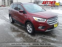 Used 2017 Ford Escape SE SUV 1FMCU9GD1HUC26112 for Sale in Alexandria, MN