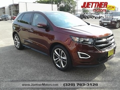 Used 2016 Ford Edge Sport SUV 2FMPK4APXGBB15916 for Sale in Alexandria, MN