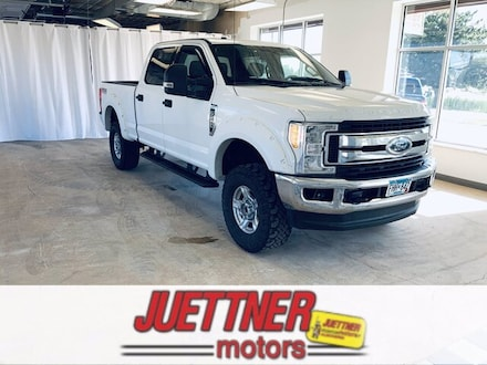 Featured Used 2017 Ford Super Duty F-250 SRW XLT Truck for Sale near Fergus Falls, MN