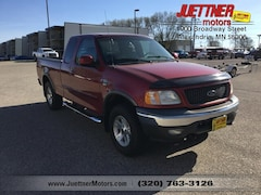 Used 2002 Ford F-150 XLT Truck under $10,000 for Sale in Alexandria, MN
