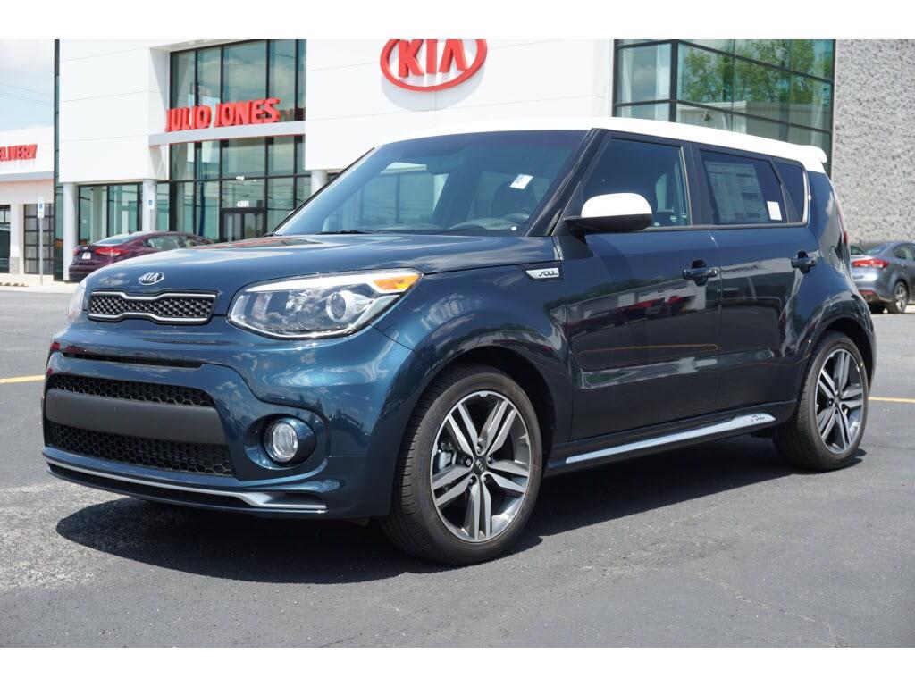 2018 Kia Soul Plus Hatchback