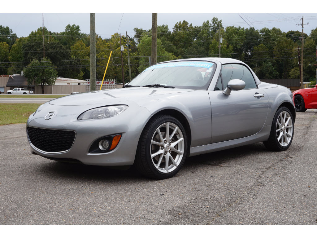 2012 Mazda Mazda MX 5 Miata Grand Touring Hard Top (A6) Convertible