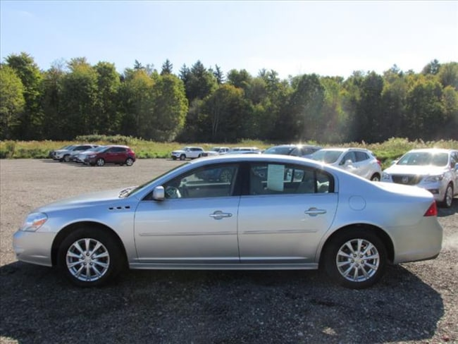 Used 2011 Buick Lucerne Cxl For Sale Cleveland Willoughby