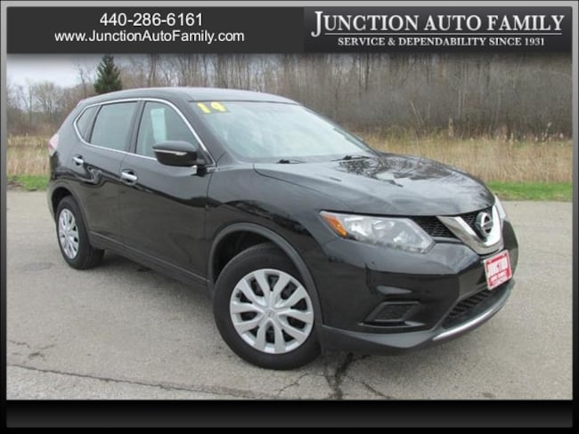 2014 Nissan Rogue S S  Crossover